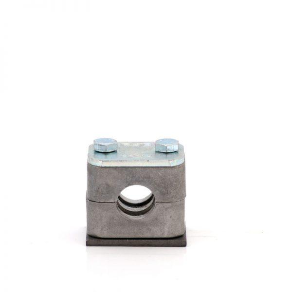 Uchwyt pojedyńczy aluminiowy